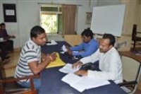 AEGIS & LOCAL JOB MELA INTERVIEW PROCESS