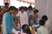MEGA JOBMELA AT RAJAMAHENDRAVARAM-1
