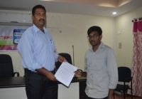 HETERO DRUGS OFFER LETTER DISTRIBUTION ON 17-10-17