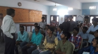ELECTRICAL TRAINING IN ITC @ BHOORAMPADU,BADRACHAL