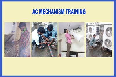 AC MECHANIC TRAINING