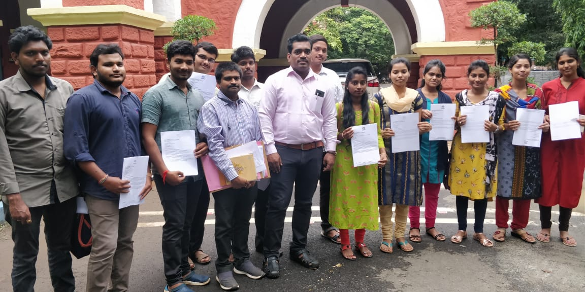 TCS SELECTED CANDIDATES